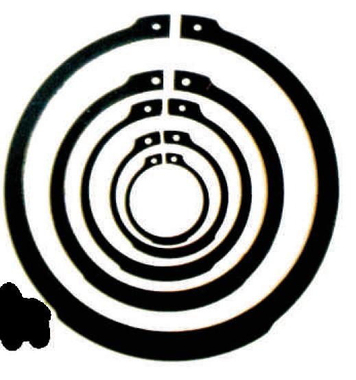 DIN471德标轴用挡圈